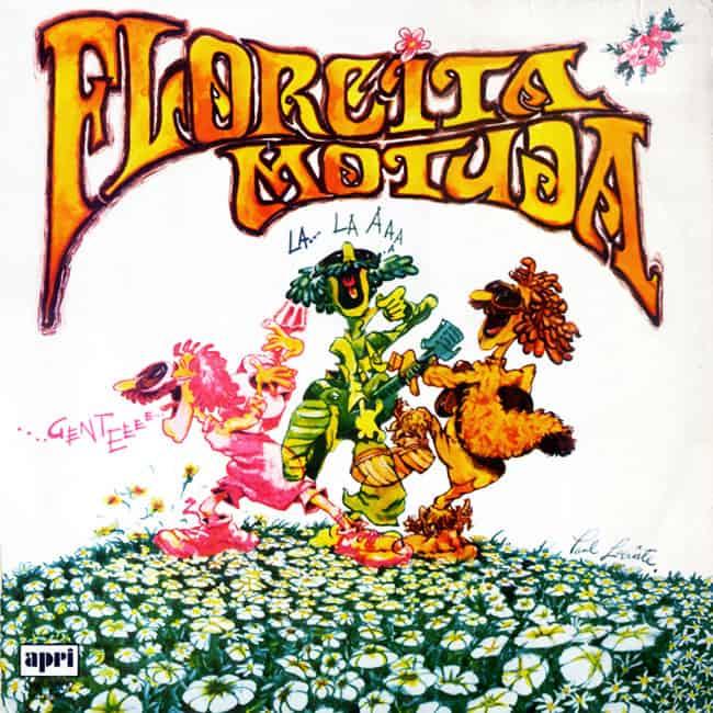 Florcita Motuda: Florcita Motuda (1977)