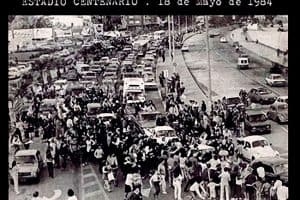 Los Olimareños: Si este no es el pueblo... (Estadio Centenario, 18 de Mayo de 1984) (1984)