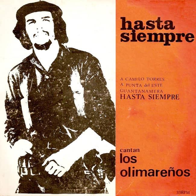 """Obra colectiva: Hasta siempre (Homenaje al Comandante Ernesto """"Che"""" Guevara) – Diga no! (Poesía militante) (1968)"""