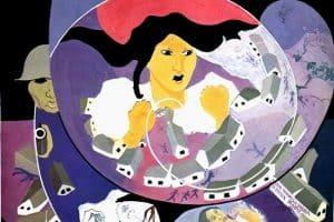 Patricio Castillo: La primavera muerta en el tejado (1974)