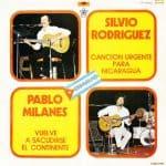 Silvio Rodríguez - Pablo Milanés: En vivo (1982)