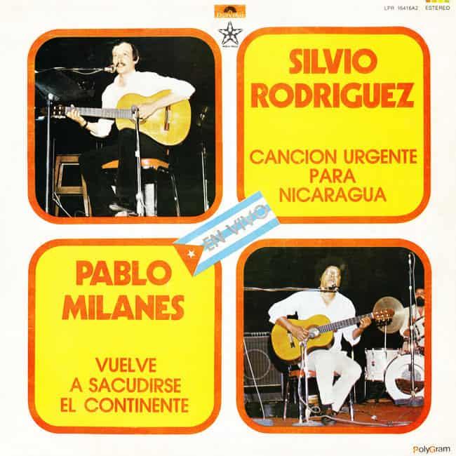 Silvio Rodríguez – Pablo Milanés: En vivo (1982)