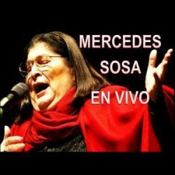 Mercedes Sosa: En vivo (Festival de Viña del Mar, febrero de 1993) (2013)