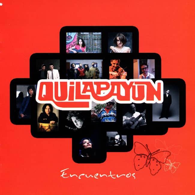 Quilapayún: Encuentros (2013)