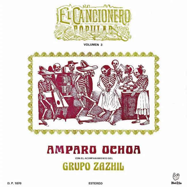 Amparo Ochoa: El cancionero popular volumen 3 (1986)