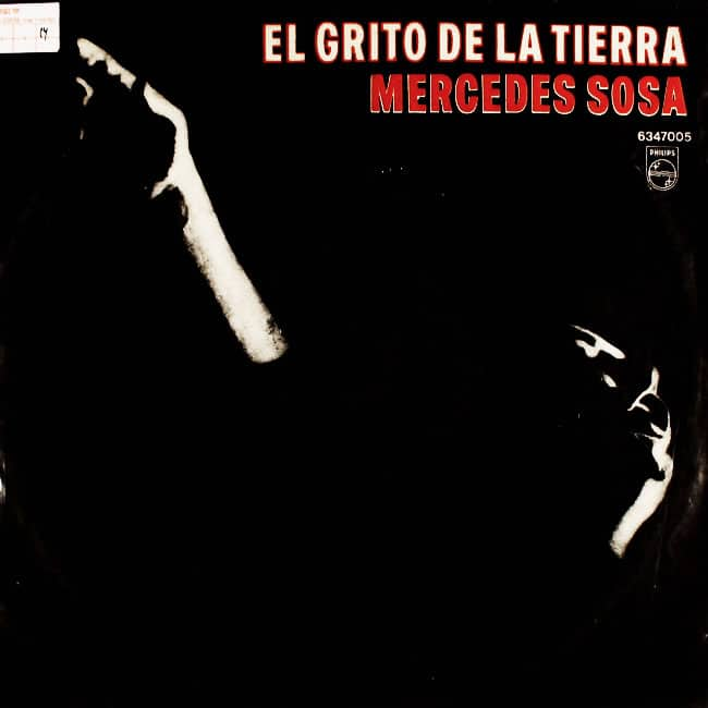 Mercedes Sosa: El grito de la tierra (1970)