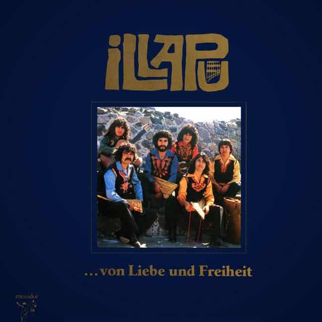 Illapu: …von Liebe und Freiheit (De libertad y amor) (1984)