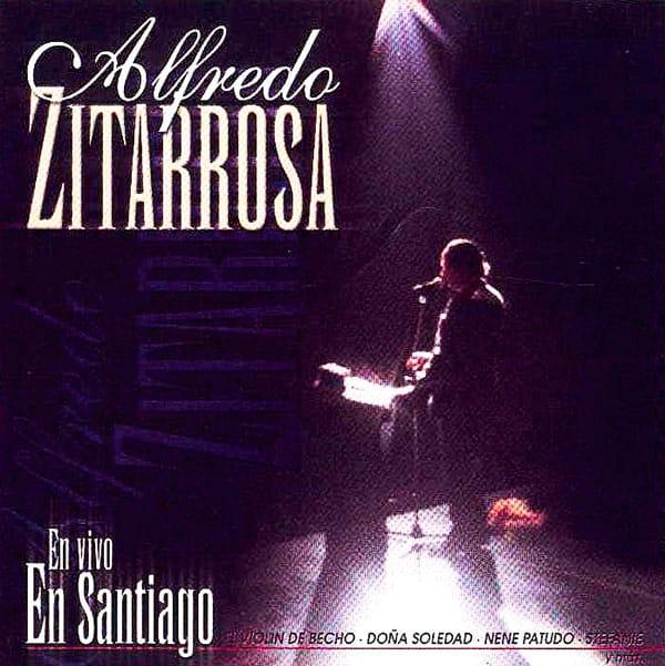 Alfredo Zitarrosa: En vivo en Santiago (2000)
