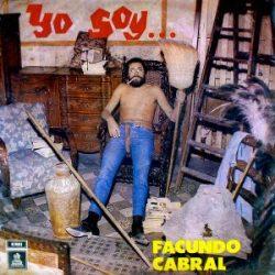 Facundo Cabral: Yo soy... Facundo Cabral (1970)