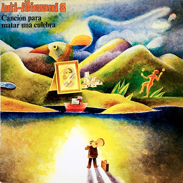 Inti-Illimani: Inti-Illimani 8 / Canción para matar una culebra (1979)