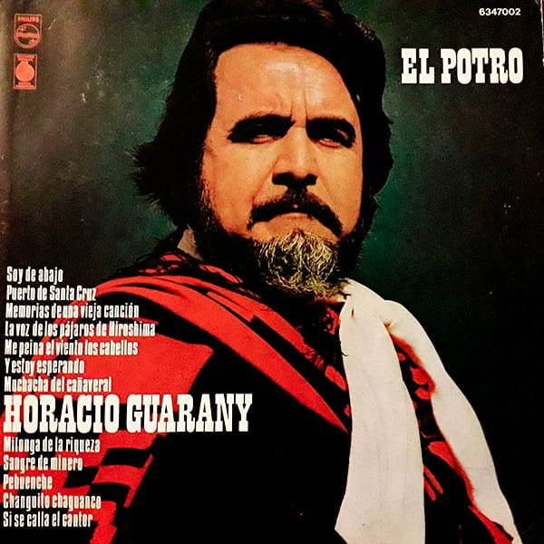 Horacio Guarany: El potro (1970)