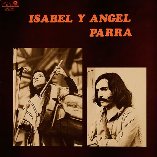Isabel Parra y Angel Parra: Isabel y Angel Parra (1976)