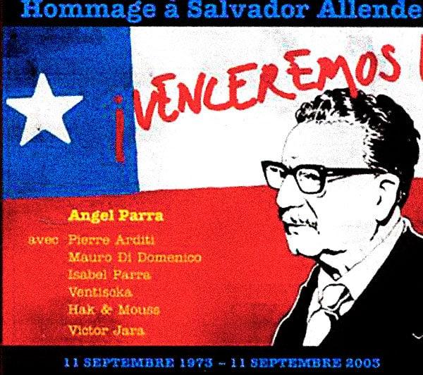 Obra colectiva: ¡Venceremos! Hommage à Salvador Allende (2003)