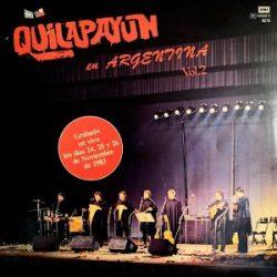 Quilapayún: Quilapayún en Argentina Vol. 2 (1985)