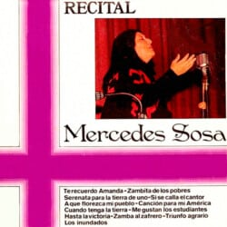 Mercedes Sosa: Recital (1983)