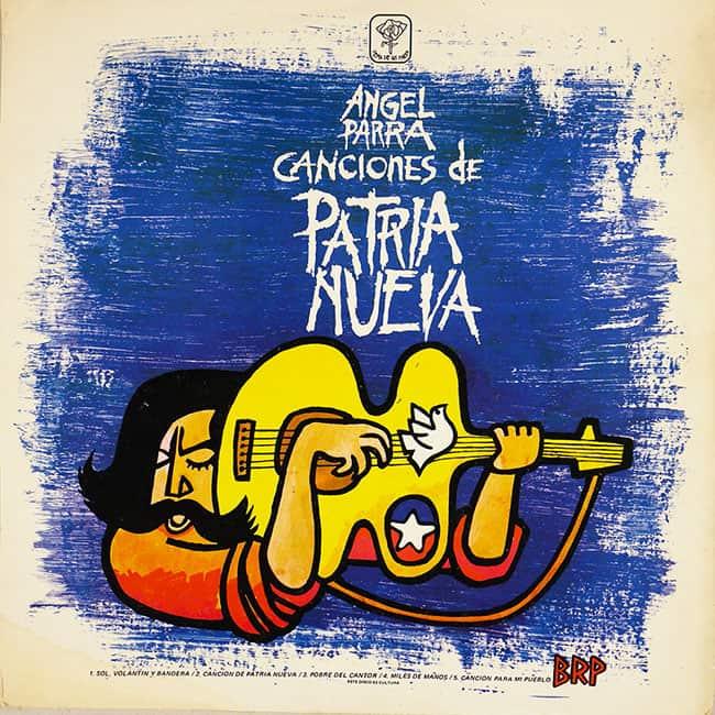 Angel Parra: Canciones de patria nueva / Corazón de bandido (1971)