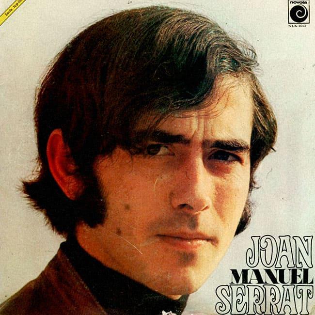 Joan Manuel Serrat: La paloma (1969)