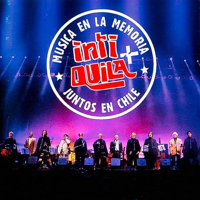 Quilapayún · Inti-Illimani Histórico: Música en la Memoria · Juntos en Chile (2005)