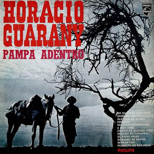 Horacio Guarany: Pampa Adentro (1965)