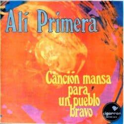 Alí Primera: Canción mansa para un pueblo bravo (1976)