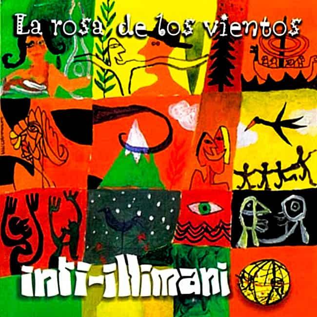 Inti-Illimani: La Rosa de los Vientos (1999)