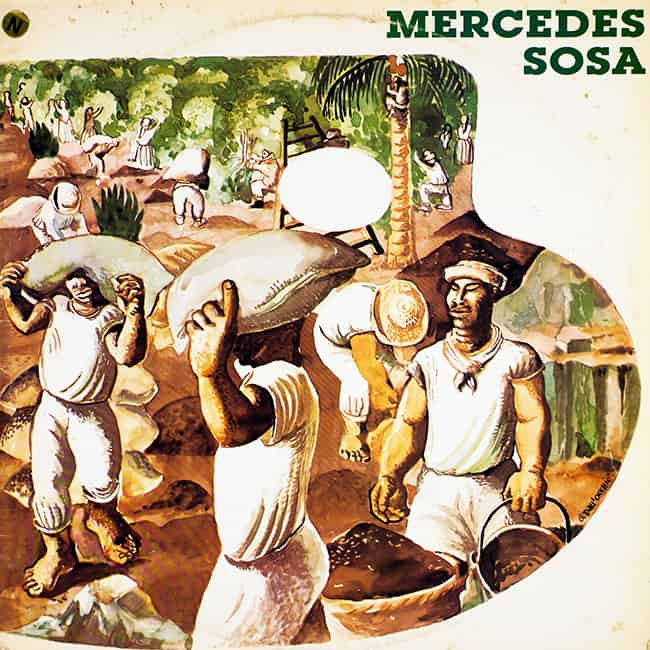 Mercedes Sosa: Mercedes Sosa '83 (1983)