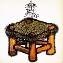 Obra colectiva: El cantar tiene sentido (1971)