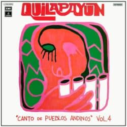 Quilapayún: Canto de pueblos andinos Vol. 4 (1975)