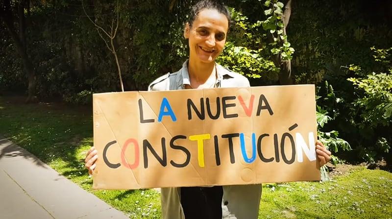 Quilapayún: La nueva Constitución (Video)