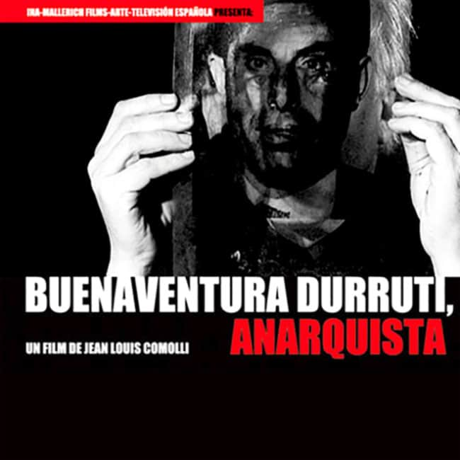 Chicho Sánchez Ferlosio: Buenaventura Durruti, anarquista (BSO) (1999)