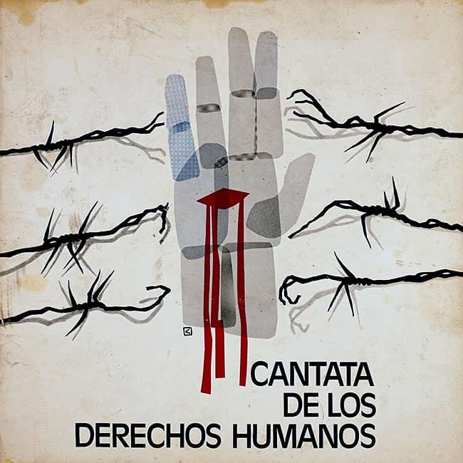 Ortiga · Roberto Parada: Cantata de los Derechos Humanos (1979)