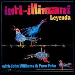 Inti·Illimani · John Williams · Paco Peña: Leyenda (1990)